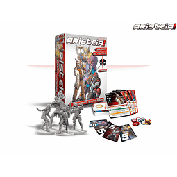 Preventa - Aristeia! Soldiers Of Fortune Expansion