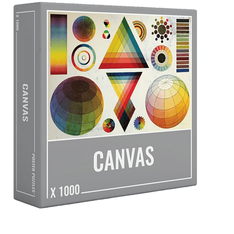 Preventa - Puzzle Canvas 1000