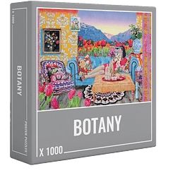 Preventa - Puzzle Botany 1000