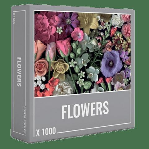 Preventa - Puzzle Flowers 1000
