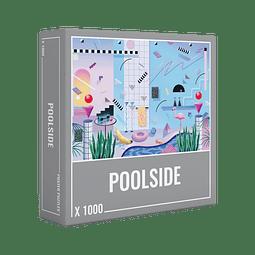 Preventa - Puzzle Poolside 1000