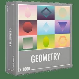 Preventa - Puzzle Geometry 1000
