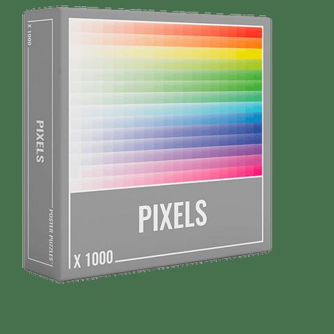Preventa - Puzzle Pixels 1000