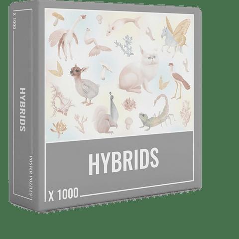 Preventa - Puzzle Hybrids 1000