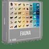 Preventa - Puzzle Fauna 1000