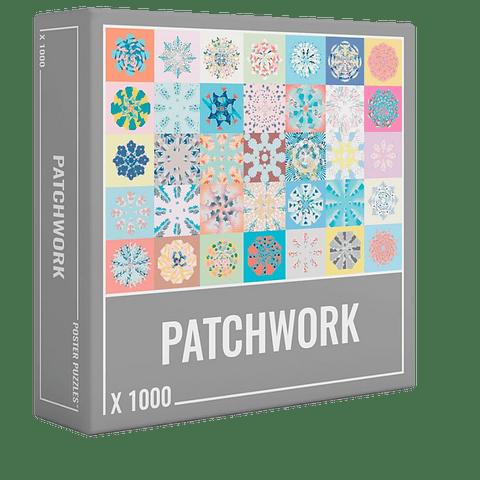 Preventa - Puzzle Patchwork Jigsaw 1000