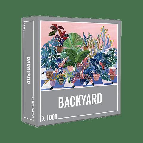 Preventa - Backyard Jigsaw Puzzle (1000 pieces)