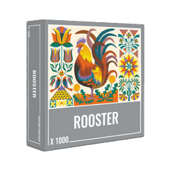Preventa - Rooster Jigsaw Puzzle (1000 pieces)