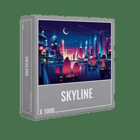 Preventa - Skyline Puzzle (1000 piezas)