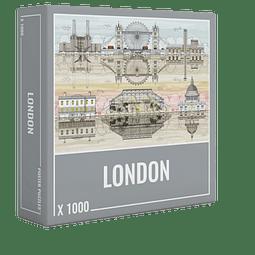 Preventa - London Puzzle (1000 piezas)
