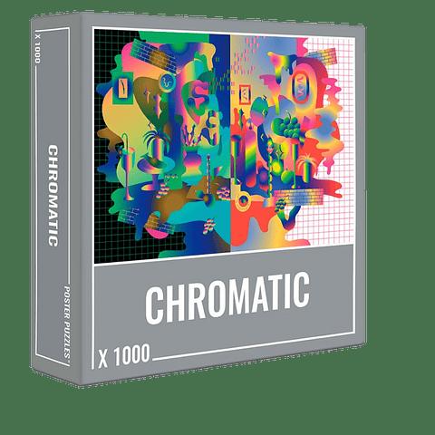 Preventa - Chromatic Puzzle (1000 piezas)