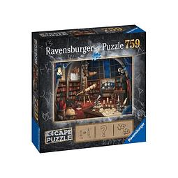 Preventa - Escape Puzzle El Observatorio 759 piezas