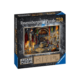 Preventa - Escape Puzzle 759 piezas: Vampiro