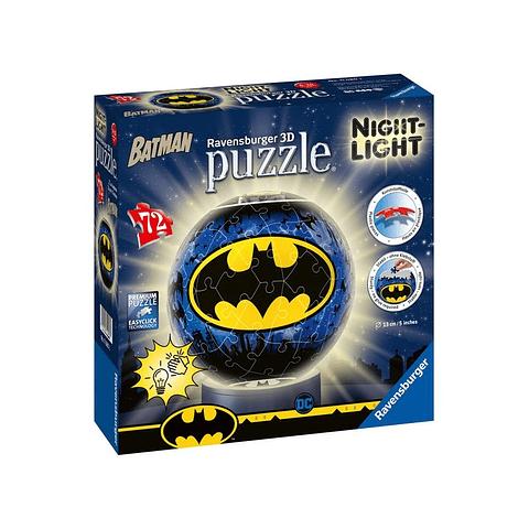 Preventa - Puzzle 3D - Lámparas: Batman