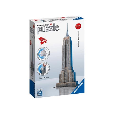 Preventa - Puzzle 3D - Serie Media: Empire State Building