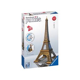 Preventa - Puzzle 3D - Serie Media: Tour Eiffel