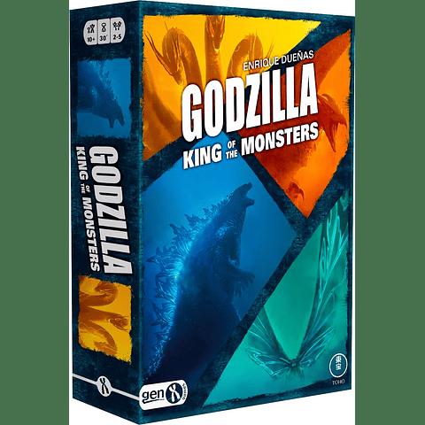 Preventa - Godzilla The King of Monsters - Español