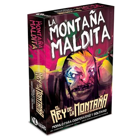 El Rey de la Montaña - Expansión La Montaña Maldita - Español