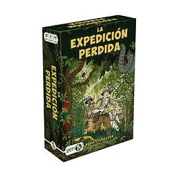 Preventa - La expedición Perdida - Español