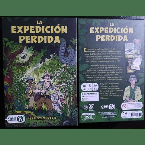 La Expedición Perdida - Español