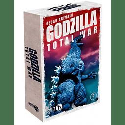 Preventa - Godzilla Total War - Español