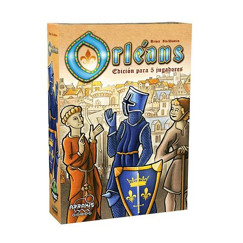 Preventa - Orleans - Español