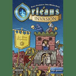 Preventa - Orleans: Expansión Invasión - Español