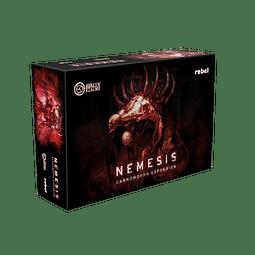 Preventa - Nemesis: Expansión Carnomorphs - Español