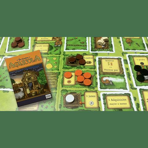 Preventa - Agricola - Español