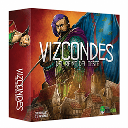 Preventa - Vizcondes del Reino del Oeste - Español