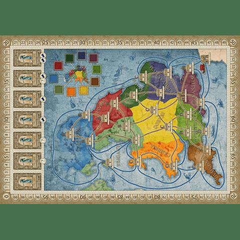 Concordia - Expansión Britannia y Germania - Español