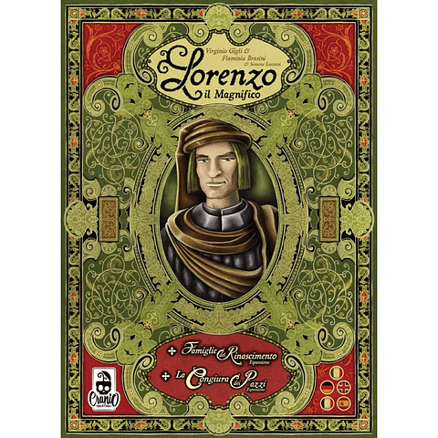 Lorenzo Il Magnifico (Big Box) - Español
