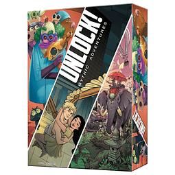 Unlock! Mythic Adventures - Español