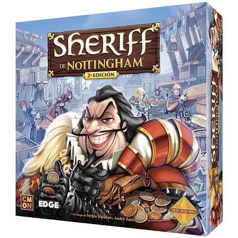 El Sheriff de Nottingham 2ª Edición - Español