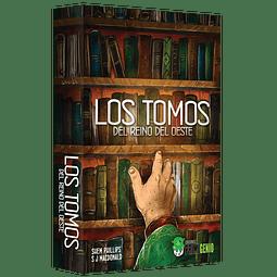 Los Tomos del Reino del Oeste - Español