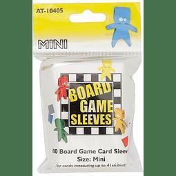 Board Game Sleeves - Protectores Mini Americano 41x63 mm