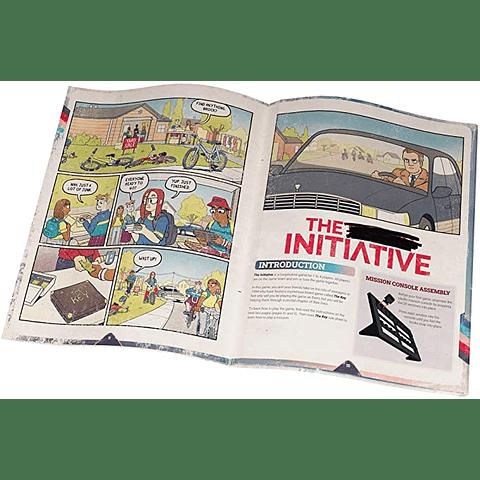 Preventa - The Initiative - Español