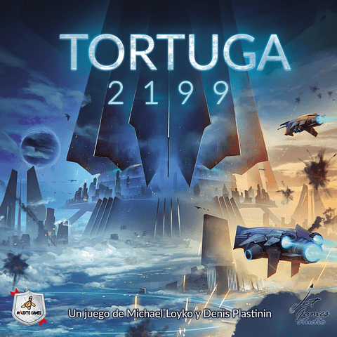 Preventa - Tortuga 2199 - Español