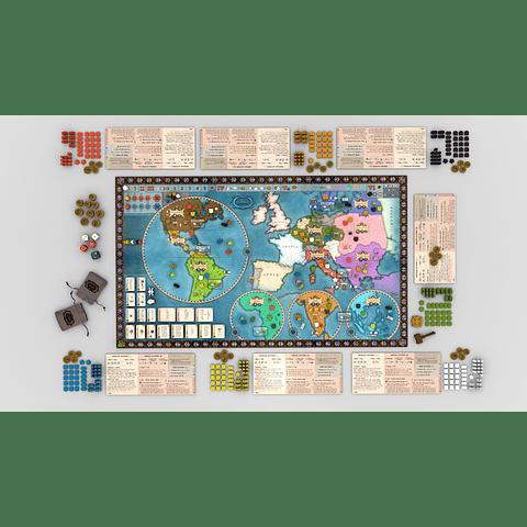 Struggle of Empires - Reglamento en Español