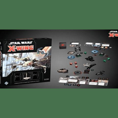 Star Wars - X-Wing Segunda Edición - Español