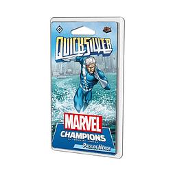 Marvel Champions: Quicksilver - Español