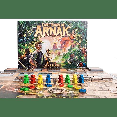 Lost Ruins of Arnak - Ingles