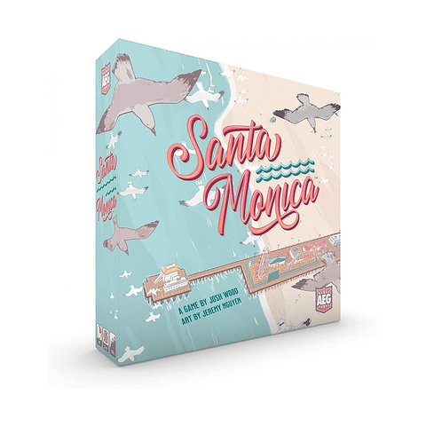 Santa Monica - Ingles