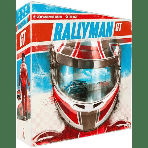 Rallyman GT - Ingles
