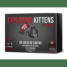 Exploding Kittens NSFW - Español