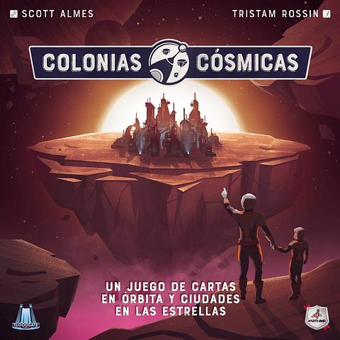 Preventa - Colonias Cosmicas - Español