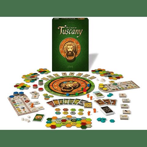 Preventa - The Castles of Tuscany - Multi-Idioma (ES/EN/FR/GR/IT)