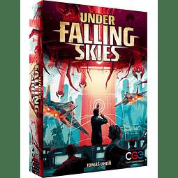 Preventa - Under Falling Skies - Ingles