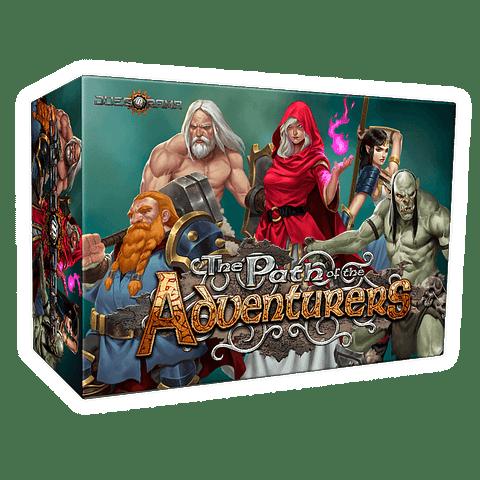 The Path of the Adventurers - Español