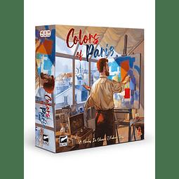 Preventa - Colors of Paris - Español